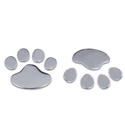 11 opinioni per Ewin24 2Pcs 3D Orso Animale Cane Zampa Foot Print auto adesivi decorativi