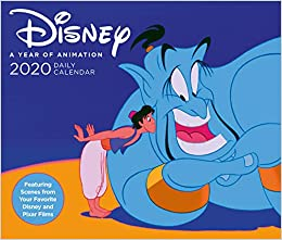 Daily Calendars 2020 Disney 2020 Daily Calendar: Disney: 9781452159416: Amazon.com: Books