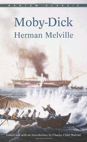 Moby-Dick (Bantam Classics)