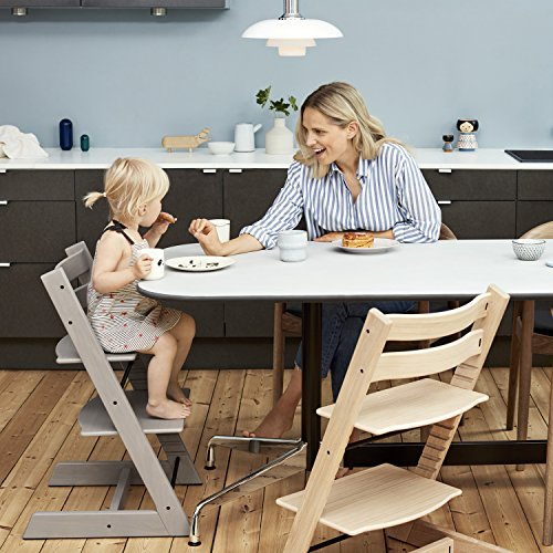 Stokke Tripp Trapp Chair, Natural by Stokke (Image #4)