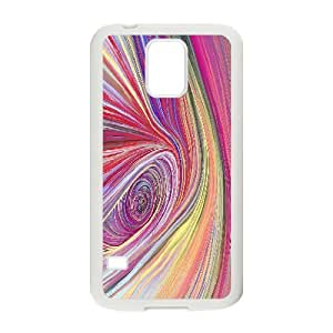 Sexyass Abstract Painting Samsung Galaxy S5 Cases, Antislip Samsung Galaxy S5 Cases for Womens {White} by ruishername