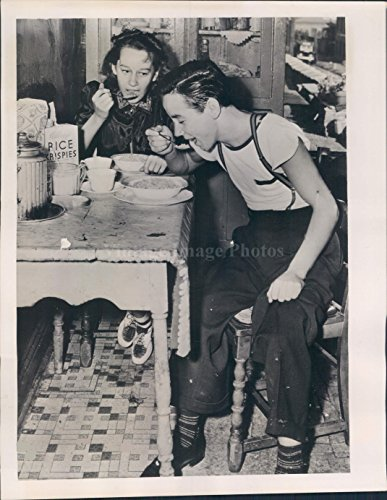 1939 Nora Lynch Patrick NYC Brooklyn Candy Store Robbing William Photo -