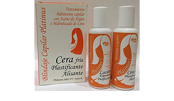 Amazon.com : CIRUGIA CAPILAR CERA FRIA 120 ML (SHAMPO AND CIRUGÍA) : Everything Else
