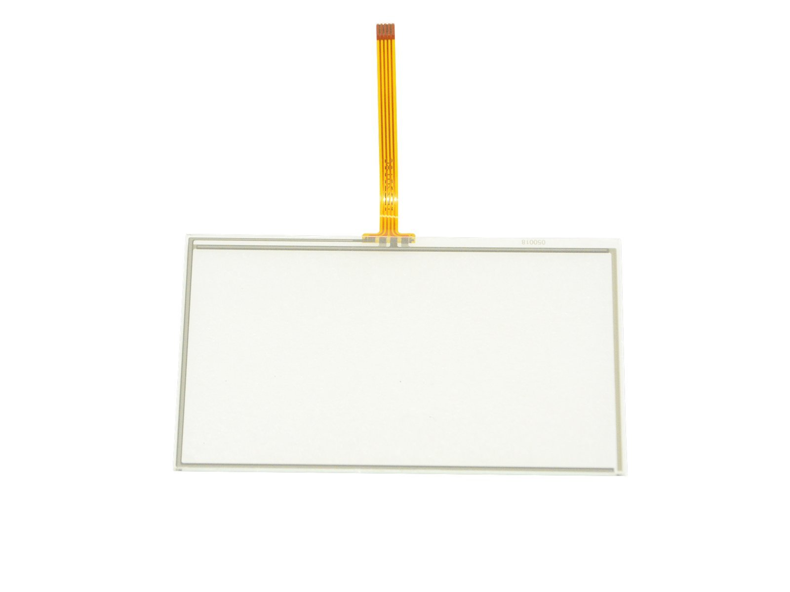 NJYTouch 5inch 4 Wire Resistive Touch Panel Digitizer Film to Glass 117.3x71.6mm GPS LCD Screen With 4 Wire USB Driver Controller Kit by NJYTouch (Image #3)