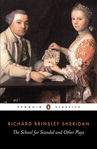 The School for Scandal and Other Plays (Penguin Classics)