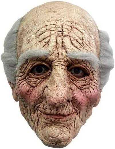 DISBACANAL Máscara Abuelito Adorable: Amazon.es: Juguetes y juegos