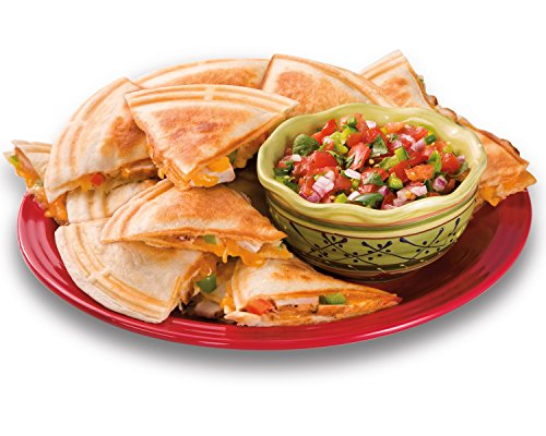 Product Review - Love Quesadillas? This Quesadilla Maker is for You!