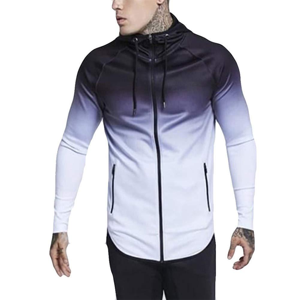 Workout Hoodies for Men,Men's Patterns Print 3D Sweaters Fashion Hoodies Sweatshirts Pullover Purple