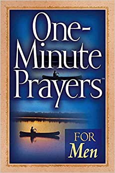 Book One-Minute Prayers® for Men