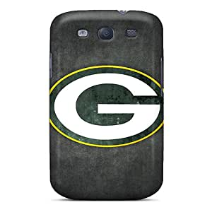 Hot Fashion AfO1950khlz Design Case Cover For Galaxy S3 Protective Case (green Bay Packers)