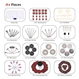 141Pcs Rotary Tool Accessories Kit - GOXAWEE