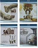 Saw Blu Ray Series Collection: Saw I / Saw II / Saw III / Saw IV [Blu Ray]