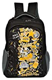 Polo Class Polyester 33 L Black 15.6 inch Laptop Backpack (PC-0118)