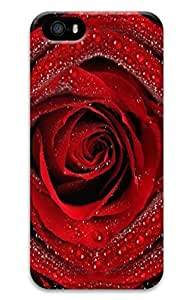 3D Print Sweet Classy Ink Rose High Impact Phone Aegis For SamSung Galaxy S4 Case Cover