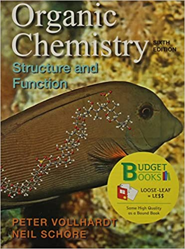 Amazon organic chemistry loose leaf 9781429263733 k peter organic chemistry loose leaf 6th edition fandeluxe Image collections