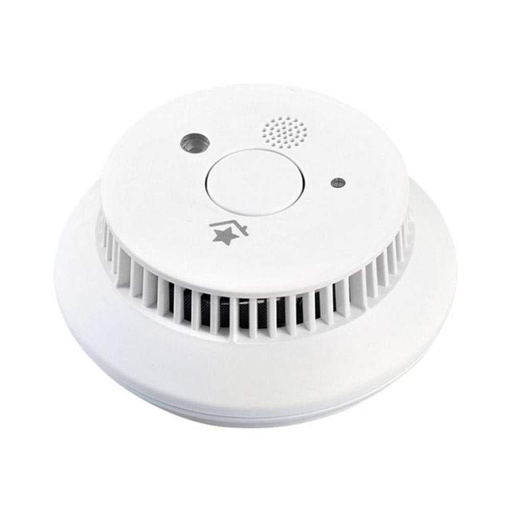 innogy SE Smart Home Rauchmelder / Feuermelder Funkrouter, VdS- und Q-Label zertifiziert, durch Funk vernetzt, Batterie 10 Jahre wä hrend, einfache Installation, 10267399