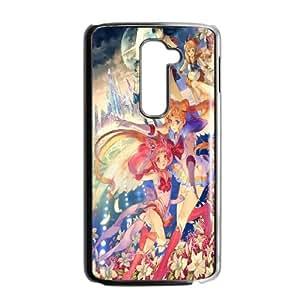 ZK-SXH - sailor moon Customized Hard Back Case for LG G2,sailor moon Custom Phone Case