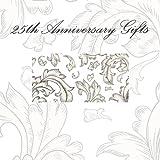 25th Anniversary Gifts: Wedding Anniversary Gift