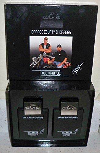 Choppers Full Throttle for Men (Spray Cologne 3.4oz + Aft...