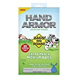 Bags on Board Hand Armor Extra Thick Pick-Up Bags (Bag of 100)
