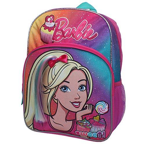 Mattel Barbie Sweet Backpack Pockets product image