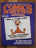 Comics Revue Annual #1. Spider-Man, Steve Canyon, Flash Gordon, Secret Agent Corrigan, Popeye