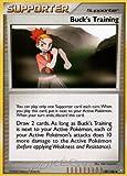 Pokemon Diamond & Pearl Legends Awakened Single Card Buck's Training #130 Unc...