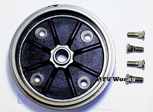 Brake Drum Parts - 7