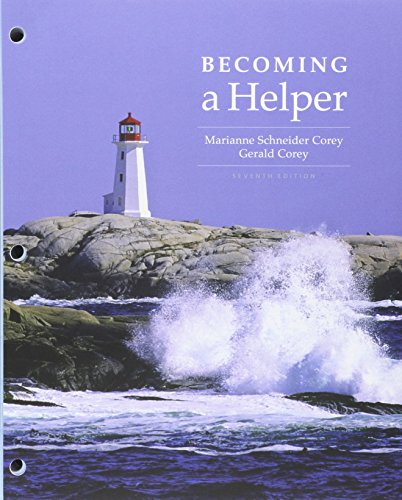 Bundle: Cengage Advantage Books: Becoming a Helper, Loose-leaf Version, 7th + MindTap Counseling, 1 term (6 months) Prin
