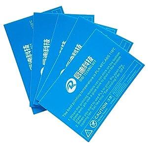 Platform Sticker for QIDI TECH I 3D Printer: 5 pcs kit from RUIAN QIDI TECHNOLOGY CO.,LTD