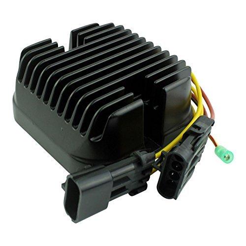Mosfet Voltage Regulator Rectifier For Polaris Ranger 500 / 700 RZR 800 Sportsman 500 / 700 / 800 2007 2008 2009 2010 OEM Repl.# 4011925 4012384 4011569