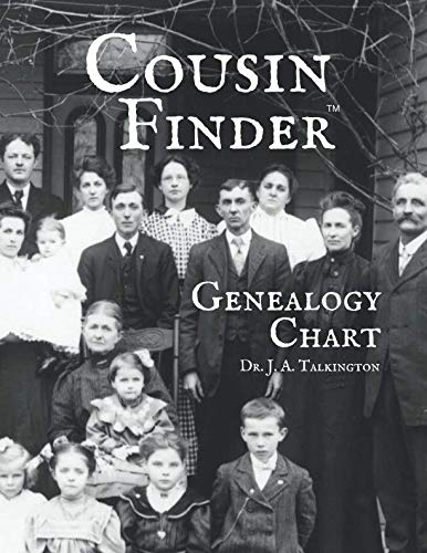 Pdf Parenting Cousin Finder: Genealogy Chart