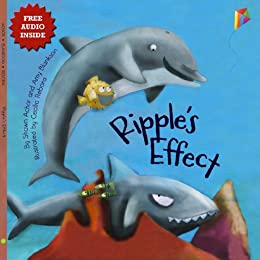 Ripple's Effect: A beautiful children's picture book about the power of a smile by [Achor, Shawn, Blankson, Amy]