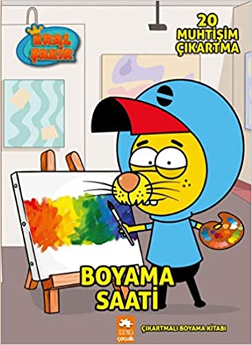 Boyama Saati Kral Sakir Collective 9786052041734 Amazon Com