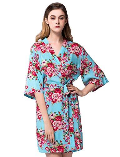 0ade56de41 Isoft Women s Short Kimono Robe