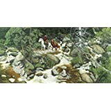 """Bev Doolittle - """"Forest Has Eyes"""" - Mint Condition Collector Print"""