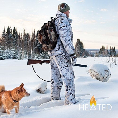 Heated HAND WARMERS Keep Your Hands, Feet and Toes Warm With Disposable, Biodegradable Heat Packs Wear in Your Boots, Socks, Gloves or Pocket Includes 2 Pairs / 4 Packets for 16 Hours of Heat