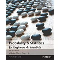 Probability & Statistics for Engineers & Scientists Plus MyStatLab with Pearson eText