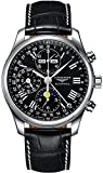 Longines Master Collection Stainless Steel on Leather 42 mm Mens Watch L2.773.4.51.7