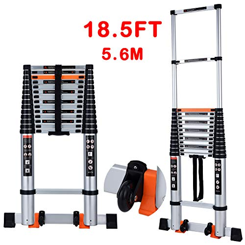 Telescoping Ladder Extension MultiPurpose