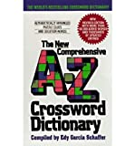 img - for The New Comprehensive A-Z Crossword Dictionary(Paperback) - 2003 Edition book / textbook / text book