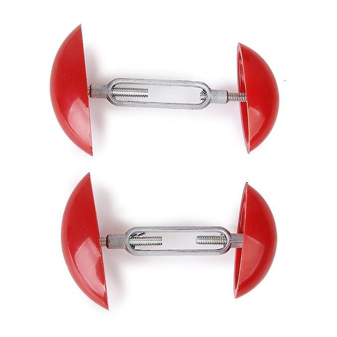 PIXNOR Un par Mini ajustable ancho extensores camillas modeladores Calzado Hormas: Amazon.es: Bricolaje y herramientas