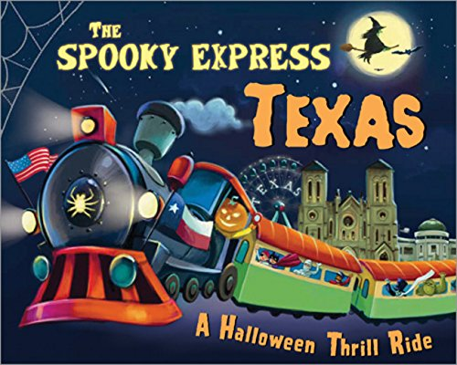 The Spooky Express Texas -