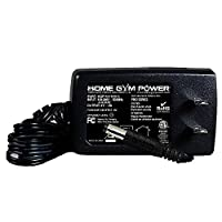 "Schwinn 240 Recumbent Exercise Bike Home Gym Power® ""Wall Plug"" AC Adapter / Power Cord by Home Gym Power Solutions"