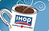 IHOP Coffee Gift Cards - E-mail Delivery