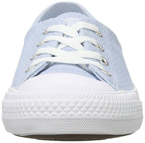 Converse Unisex-Erwachsene All Star Coral Sneaker Mehrfarbig (Porpoise/White/White)