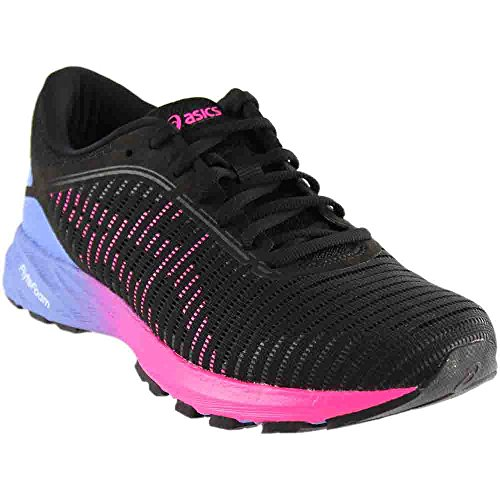 ASICS Women's Dynaflyte 2 Black/Pink/Persian Jewel 7.5 B US