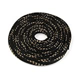 5M 6mm 5Colors Tight PET Cable Sleeves High Density Wire Gland Protection Braided Cables Sleeve Insulation Expandable Sleeving