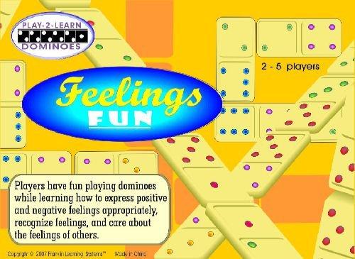 Play-2-Learn Dominoes: Feelings Fun