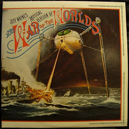 Jeff Wayne's Musical Version of The War of the Worlds by Columbia